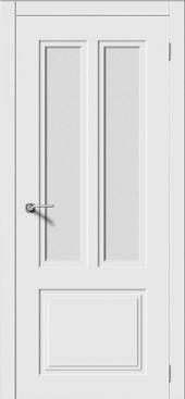Щитовая дверь P7 остекленная