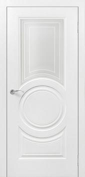 Щитовая дверь O3  остекленная