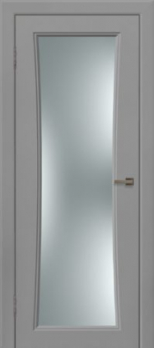 Щитовая дверь O5 остекленная