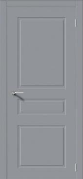Щитовая дверь P3 ПВХ глухая