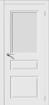 Щитовая дверь  P5 остекленная