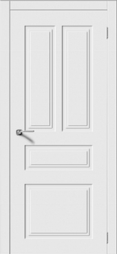 Щитовая дверь P6 глухая